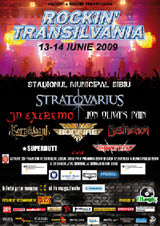 Rockin' Transilvania 2009