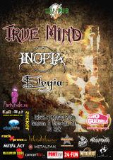 Concert True Mind si Inopia la Cluj-Napoca
