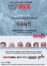 Concert TAXI in Silver Church Bucuresti - rezerva bilete