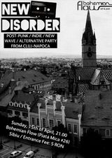 New Disorder party in club Bohemian din Sibiu
