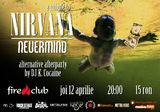 Concert tribut NIRVANA in Fire Club
