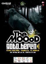 Concert THE MOOOD si GO TO BERLIN in club Control