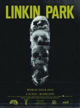 Concert Linkin Park in Romania (Poze)