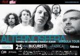 Concert ALTERNOSFERA in club Fabrica din Bucuresti