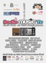 Radio MUSIC TV la Arenele Romane