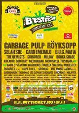 BESTFEST 2012: Garbage, Kreator, Pulp, Obituary si multi altii