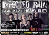 Concert Infected Rain la Sibiu
