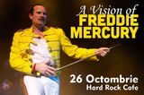 Showul 'A Vision of Freddie Mercury' in premiera in Romania