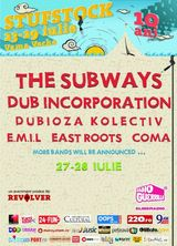 Stufstock 2012: The Subways si Dubioza Kolektiv