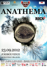 Poze concert Anathema in Chaos Venue