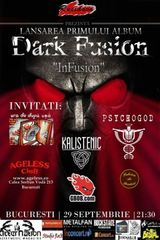 Concert Dark Fusion, Ura De Dupa Usa si Psychogod in Ageless Club