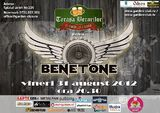 Concert Benetone la Terasa Berarilor - Garden Club