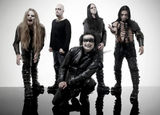 Cradle Of Filth: Concert la Bucuresti in 2013 (Zvon)