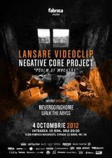 Concert de lansare videoclip Negative Core Project in club Fabrica