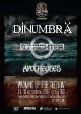Concert DinUmbra in Private Hell