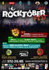Rocktober Fest in Targu-Mures