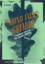 The Mono Jacks si Grimus: Concert in Silver Church Bucuresti
