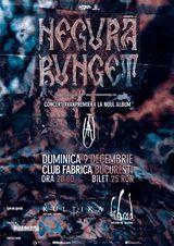AMANAT! Negura Bunget: Concert in decembrie la Bucuresti