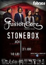 FusionCore canta joi, 1 noiembrie la Fabrica in Bucuresti