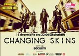 Concert Changing Skins in Kulturhaus Bucuresti