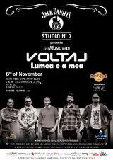 Voltaj: Concert in Hard Rock Cafe