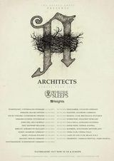 Poze Architects, While She Sleeps, Heights: Concert in Austria, Viena la Szene Wien