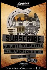 Subscribe, Goodbye To Gravity: Concert in Cluj-Napoca in Gambrinus Pub