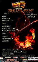 Treize Fest in Bucuresti: Noua trupe romanesti canta in Private Hell