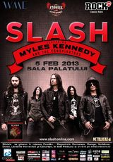 Poze Slash si Myles Kennedy & The Conspirators: Concert la Bucuresti pe 5 februarie