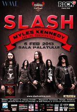 Poze Slash si Myles Kennedy & The Conspirators: Concert la Bucuresti pe 5 februarie