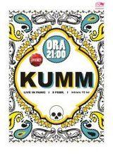Kumm: Concert la Bucuresti in Panic! Club pe 9 februarie