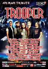 Concert Trooper la Irish&Music Pub din Cluj-Napoca