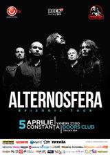 Concert Alternosfera la Doors Club din Constanta