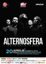 Concert Alternosfera in Underground Pub din Iasi