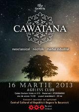 Concert Catawana in Ageless Club