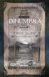 Concert DinUmbra in Tulcea