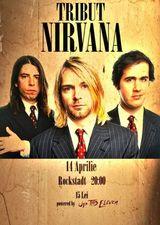 Concert tribut Nirvana la Brasov