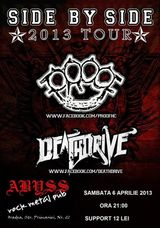 Concert Proof si Deathdrive in Oradea