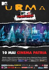 Concert Urma la Cinema Patria din Bucuresti