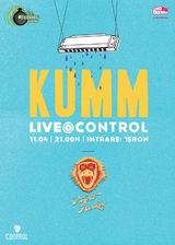 Kumm si Violent Monkey: Concert in Control pe 9 aprilie