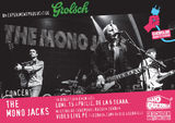 The Mono  Jacks: Guerrilive Acoustic Session pe 15 aprilie