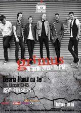 Concert Grimus pe 26 aprilie la Bucuresti
