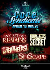 Concert Last Remains, Breathelast si Friday Keeps a Secret la Bucuresti pe 18 aprilie