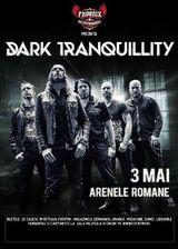 Concert Dark Tranquillity la Bucuresti