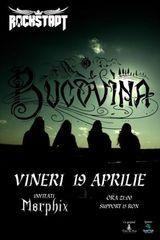 Concert Bucovina la Rockstadt pe 19 aprilie