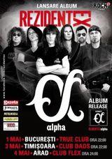 Concert Kempes si Rezident Ex la True Club din Bucuresti pe 1 mai, 2013