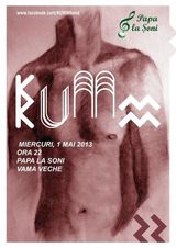 Concert Kumm de 1 mai la Papa La Soni in Vama Veche