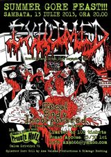 Exhumed: Concert la Bucuresti in Private Hell pe 13 iulie