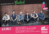 Concert Grimus luni la Guerrilive Acoustic Session