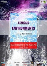 Concert Semiosis si Environments in Iasi pe 10 mai